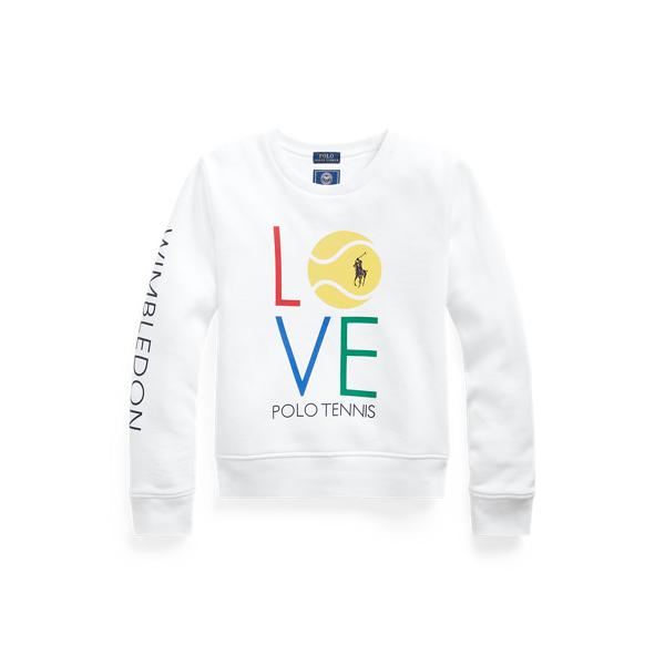 Wimbledon Fleece Sweatshirt