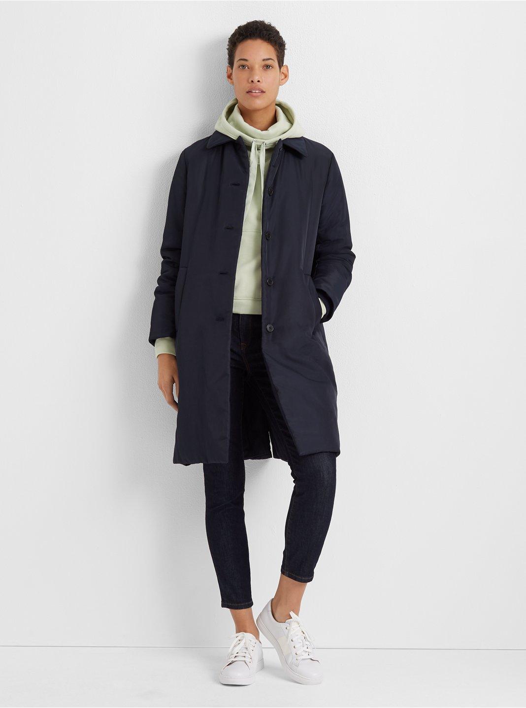 Padded Overcoat
