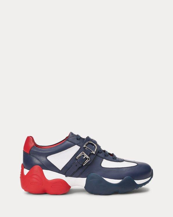 Sneaker Garin in vitello