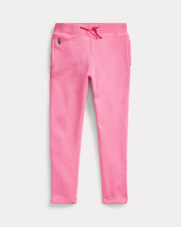 Cotton-Blend-Terry Legging