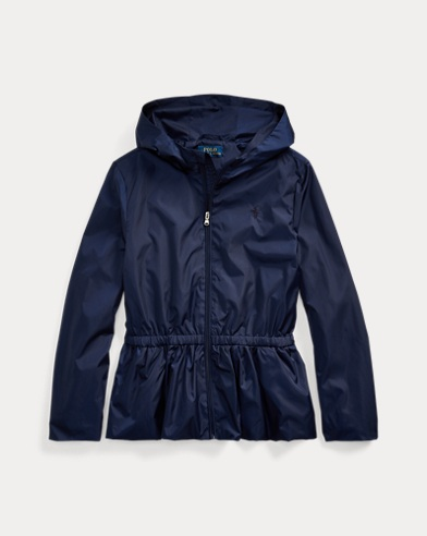 Water-Repellent Windbreaker
