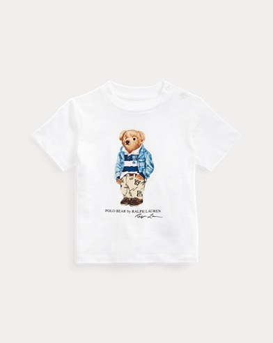 Rugby Bear Cotton Tee