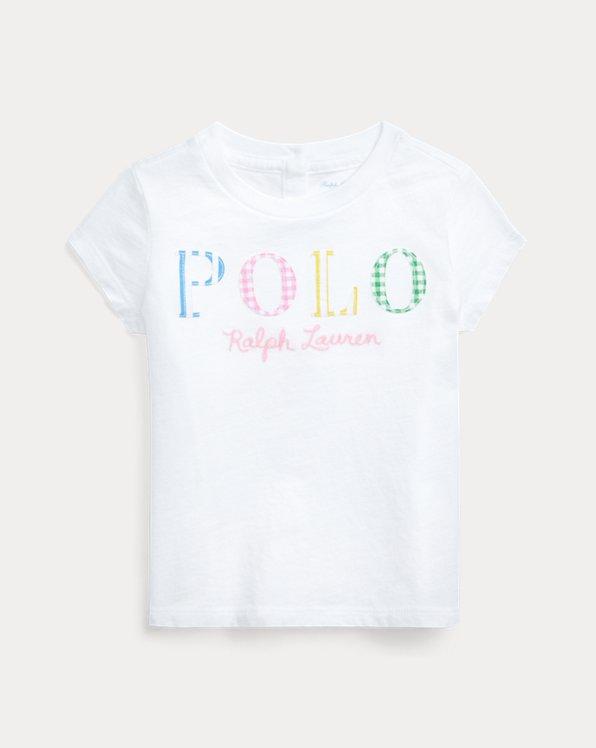 T-shirt en coton à logo Polo