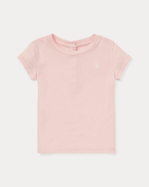 T-shirt léger en modal et coton