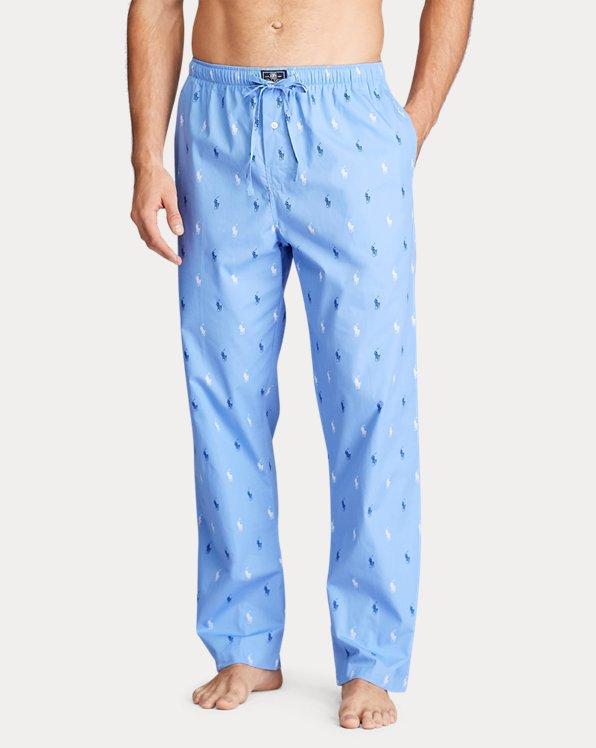 Signature Pony Pajama Pant
