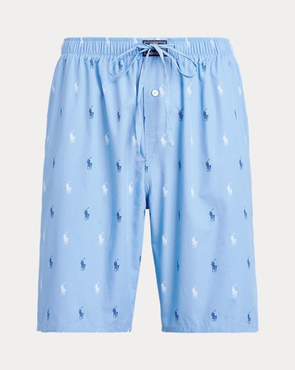 Signature Pony Pajama Short