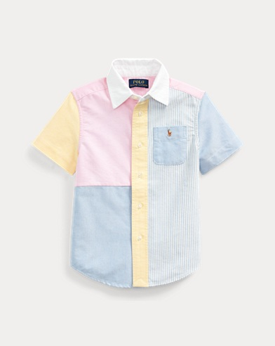 Cotton Oxford Fun Shirt