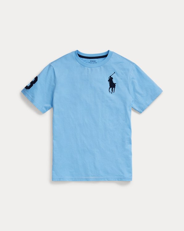 T-shirt Big Pony en jersey de coton