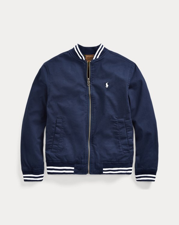 Reversible Chino Jacket