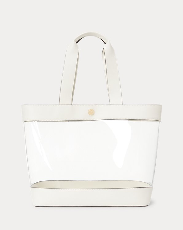 Clear Medium Tote