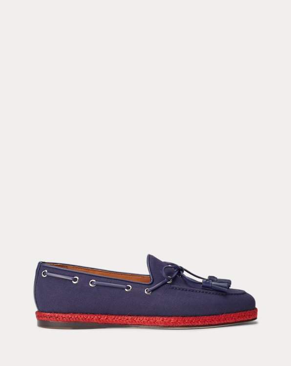 Irwin Canvas Loafer