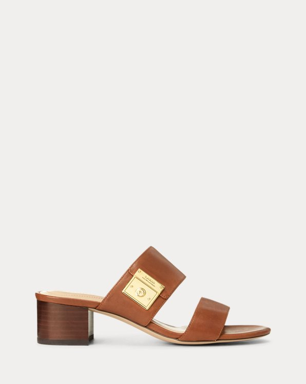 Windham Leather Sandal