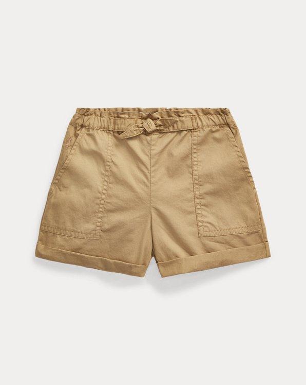 Cotton Twill Camp Short