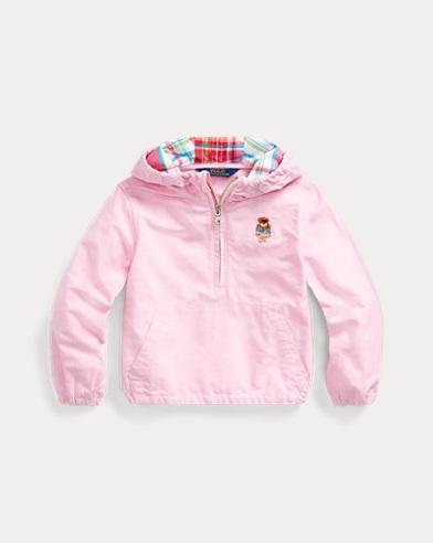 Madras Bear Oxford Jacket