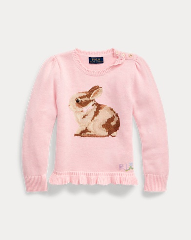 Bunny Cotton-Wool Jumper