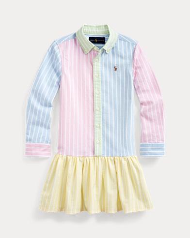 Cotton Oxford Fun Shirtdress
