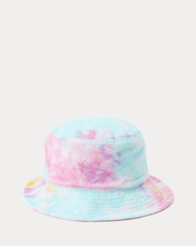 Tie-Dye Terry Bucket Hat