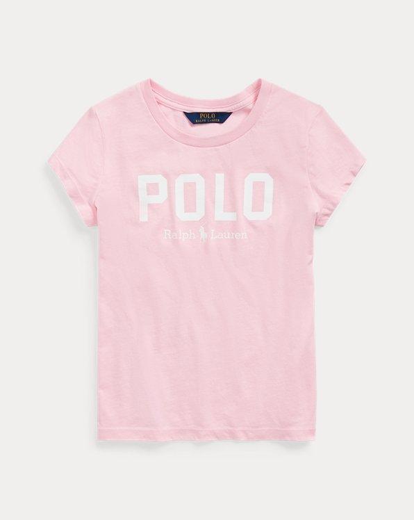Maglietta Polo in jersey di cotone