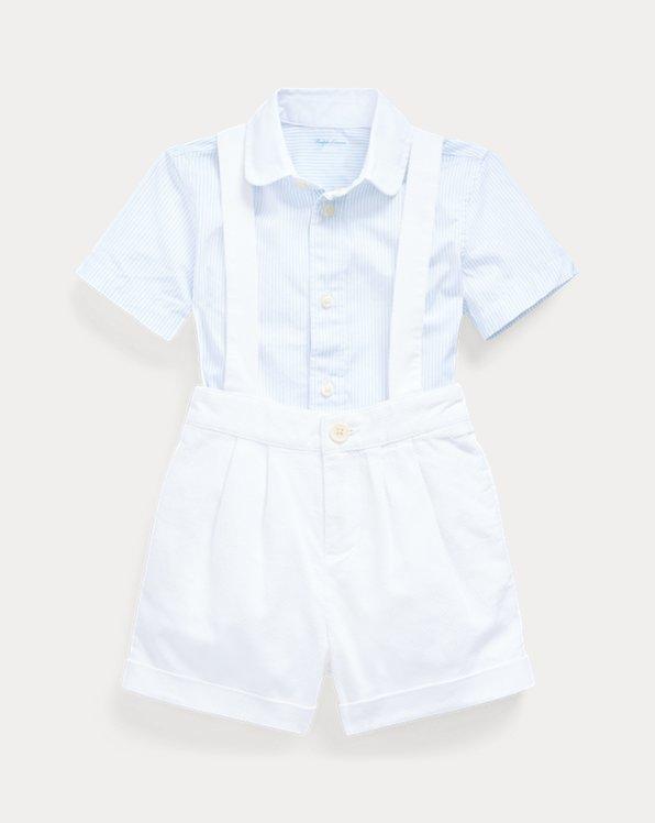 Overall & Shirt Set