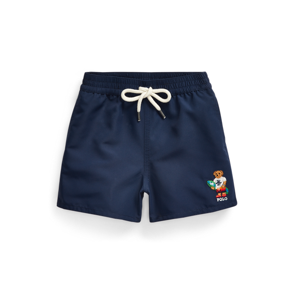 Captiva Polo Bear Swimming Trunk