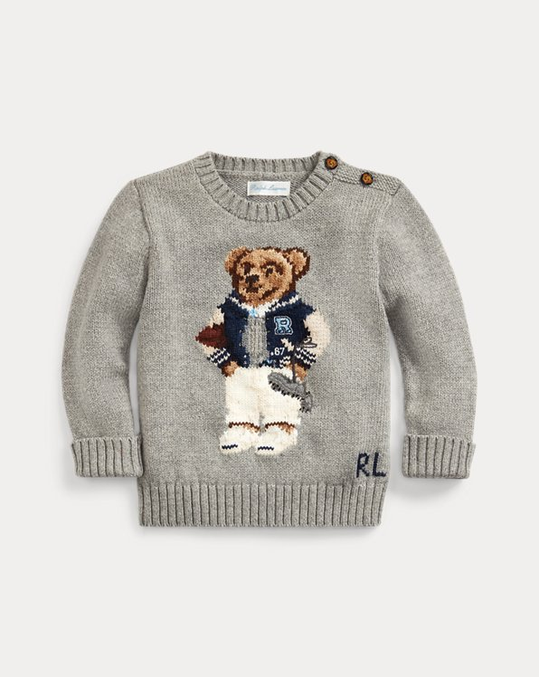 Collegiate Bear Jumper