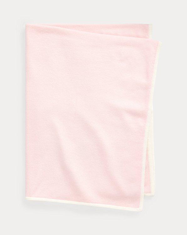 Reversible Cashmere Blanket