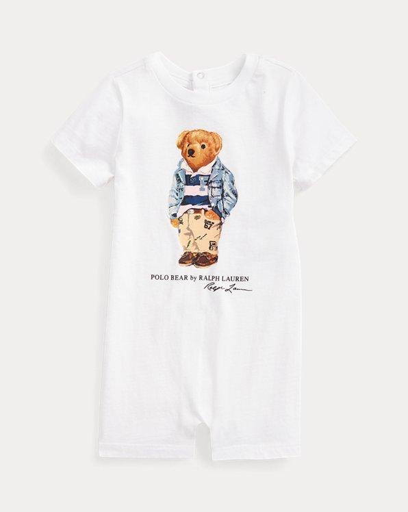 Polo Bear Jersey Shortall