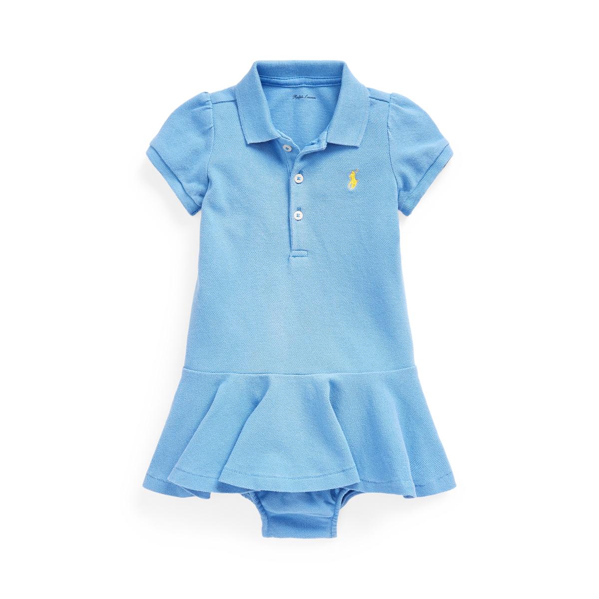 Piqué Polo Dress & Bloomer
