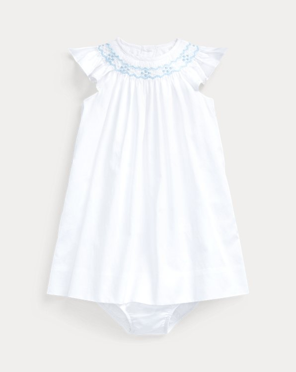Cotton Dress & Bloomer