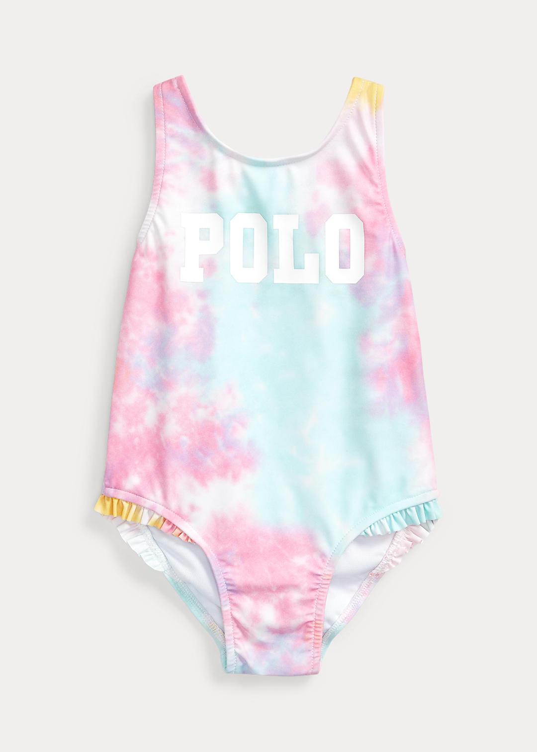 Ralph Lauren Tie Dye Swimsuit
