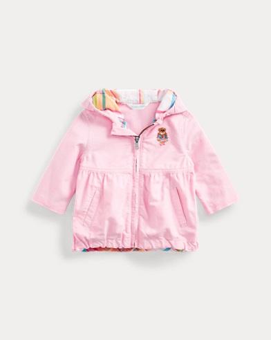 Polo Bear Hooded Jacket