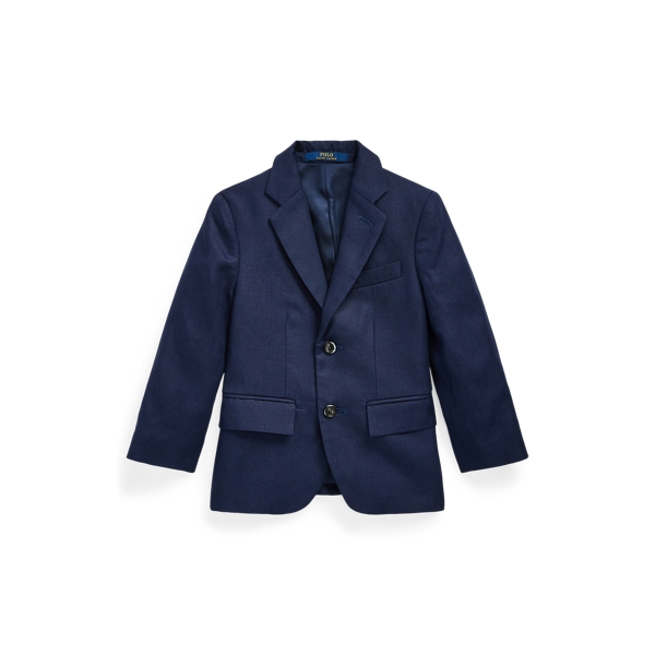 폴로 랄프로렌 남아용 자켓 Polo Ralph Lauren Polo Linen Suit Jacket,Newport Navy