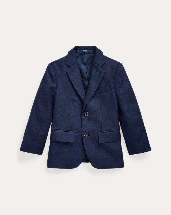 Polo Linen Suit Jacket