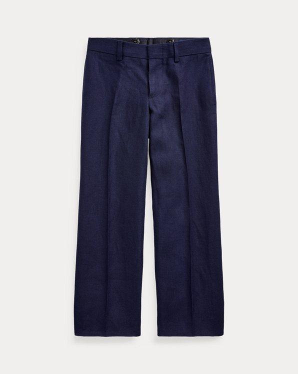 Linen Suit Trouser