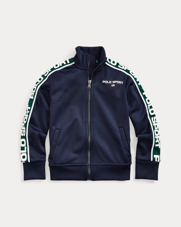 Polo Sport Fleece Track Jacket