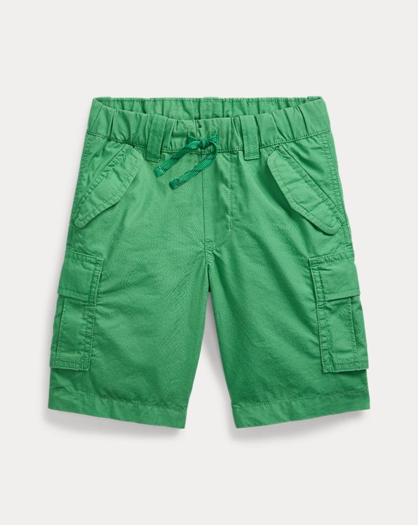 폴로 랄프로렌 Polo Ralph Lauren Cotton Ripstop Cargo Short,Lifeboat Green