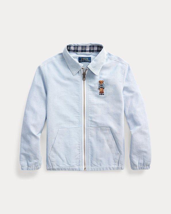 Preppy Bear Oxford Jacket