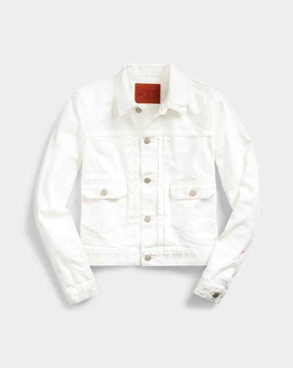 Stretch Selvedge Denim Jacket