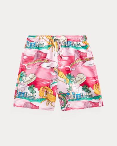 Captiva Lobster Swim Trunk