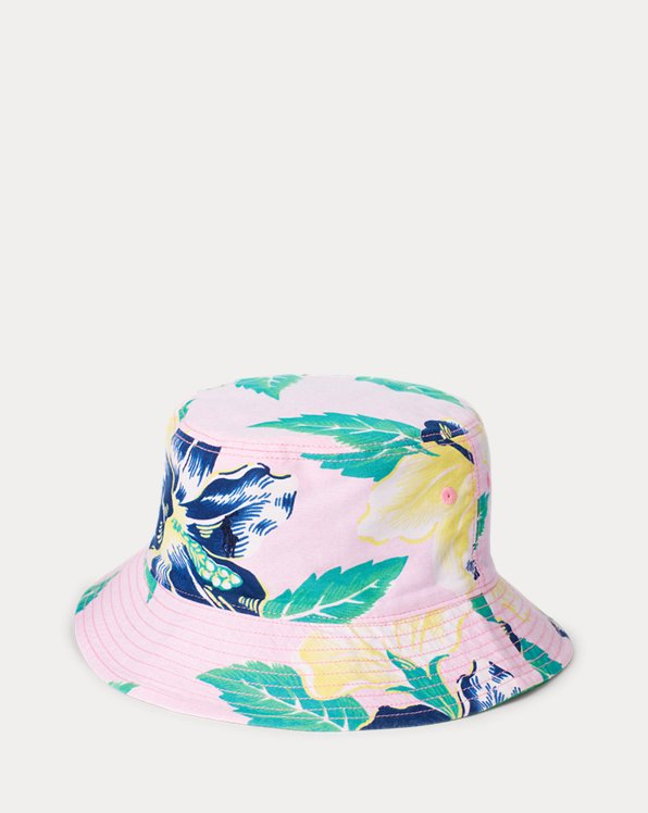 Reversible Oxford Bucket Hat