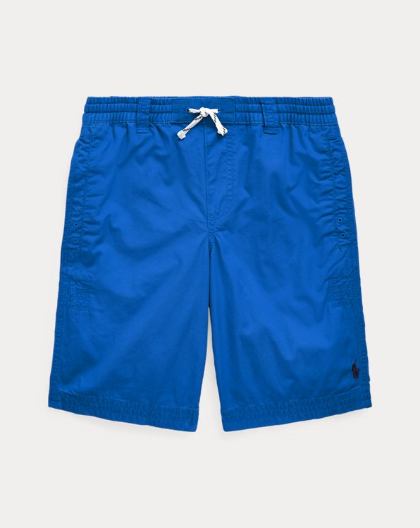 폴로 랄프로렌 보이즈 반바지 Polo Ralph Lauren Cotton Twill Drawstring Short,Pacific Royal