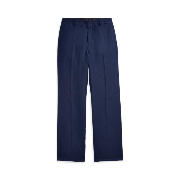 폴로 랄프로렌 보이즈 팬츠 Polo Ralph Lauren Linen Suit Trouser,Newport Navy