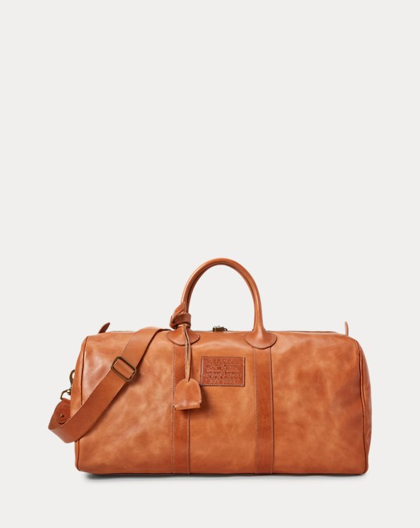 Heritage Leather Duffel