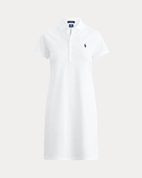 Wimbledon Pique Polo Dress