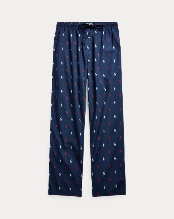 Pantalón de pijama de punto jersey
