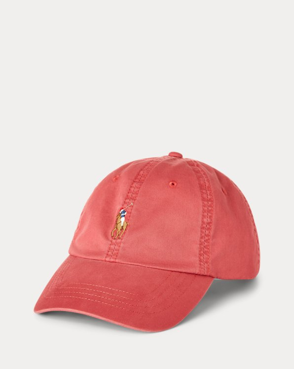 Stretch Cotton Ball Cap
