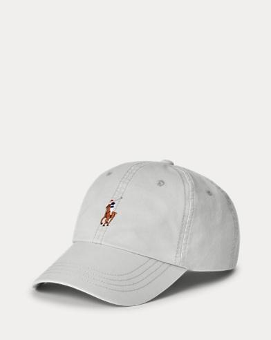 Stretch Cotton Ball Cap