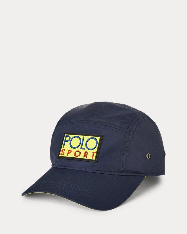 Fünf-Bahnen-Kappe Polo Sport