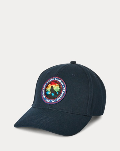Wilderness Patch Ball Cap