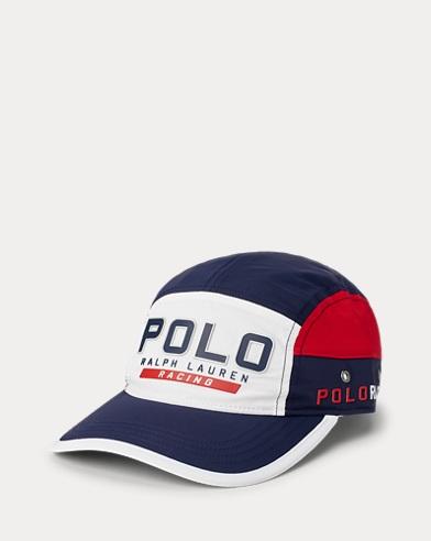 Polo Racing Colour-Blocked Cap